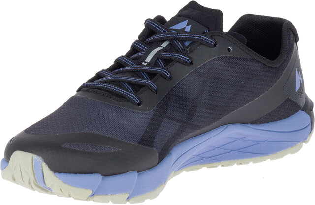Merrell Bare Access Flex Sko Damer, blackmetallic lilac